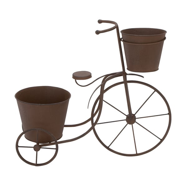 Metal bicycle plant stand 16727800 shopping the best prices on planters - Bicycle planter stand ...