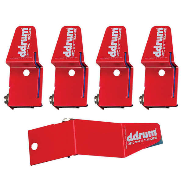 ddrum Red Shot Kit