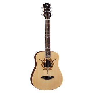 Luna Safari Dragonfly Travel Acoustic Guitar with Gigbag
