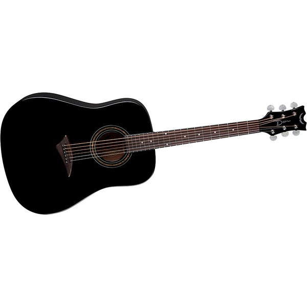Dean AXS Dreadnought - Classic Black Acoustic Guitar