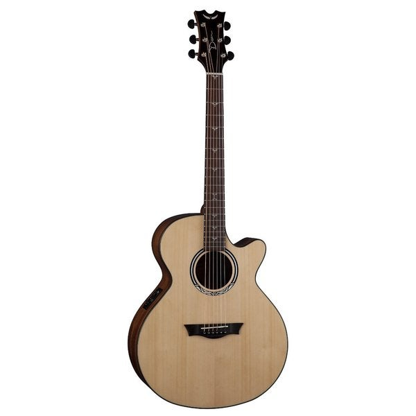 Dean Performer Plus A/E - Gloss Natural Acoustic/Electric Guitar