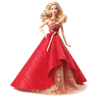2014 Holiday Barbie Collector Doll