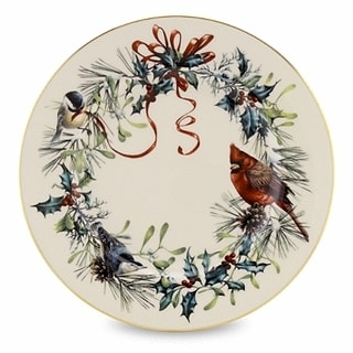 Lenox Winter Greet Dinnerware Salad Plate (Set Of 6)