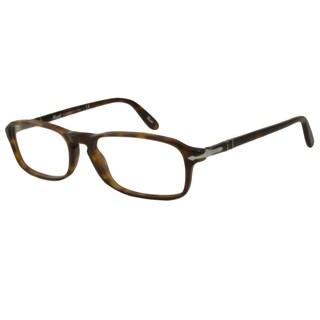 Persol Men's PO3035V Rectangular Optical Frames