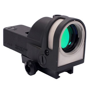 Meprolight Self-Powered Day/ Night Reflex Sight with Dust Cover - Open X Reticle