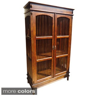 D-Art Bali Cage Display Case (Indonesia)