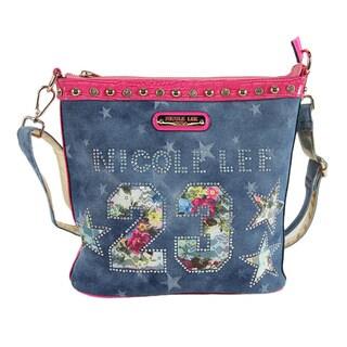 Nicole Lee 'Corie 23' Printed Crossbody Bag