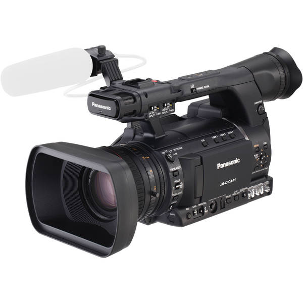 Panasonic AG-AC130A AVCCAM HD Handheld Camcorder