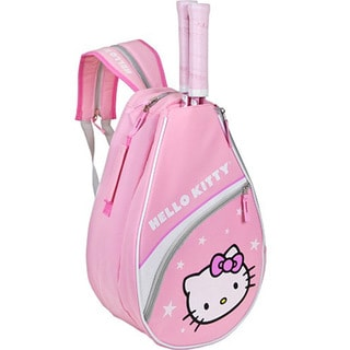 Hello Kitty Pink Tennis Racquet Backpack