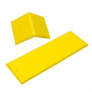 GarageMate Wall or Corner Yellow Door Defender