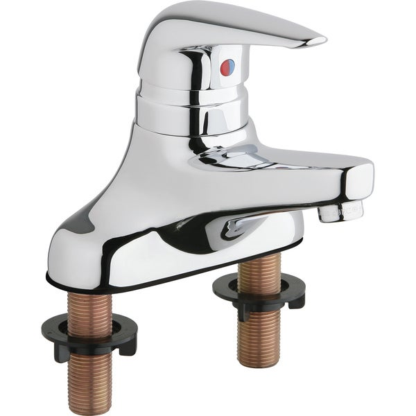 Chicago 420-ABCP Manual and Metering Faucet