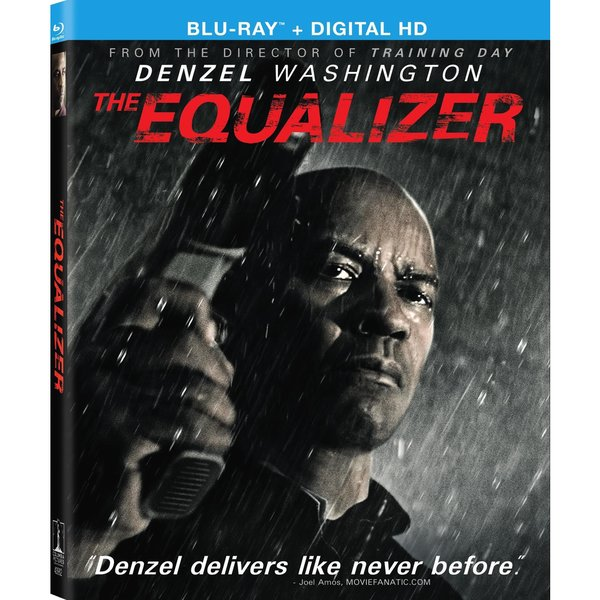 The Equalizer (Blu-ray Disc) 14193451