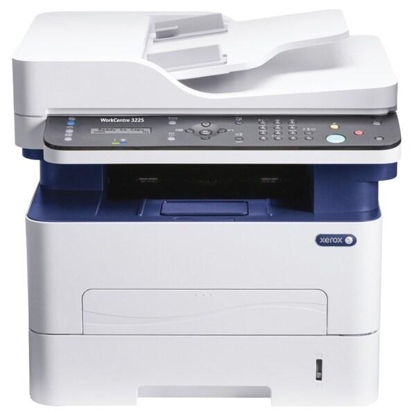 Xerox WorkCentre 3225DNI Laser Multifunction Printer - Monochrome - P