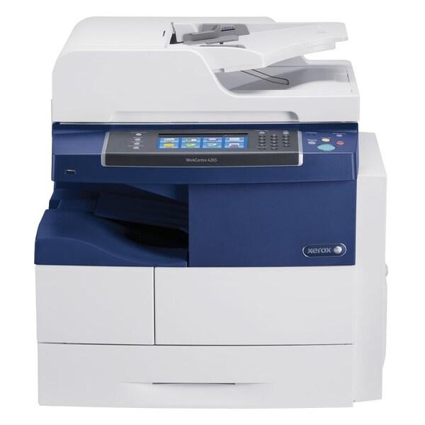 Xerox WorkCentre 4265/X Laser Multifunction Printer - Monochrome - Pl