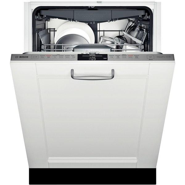 Bosch SHV68T53UC Built-In Dishwasher