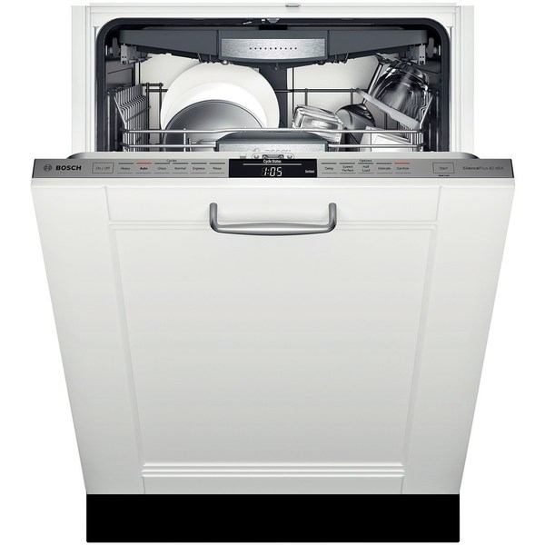 Bosch SHV7PT53UC Built-In Dishwasher