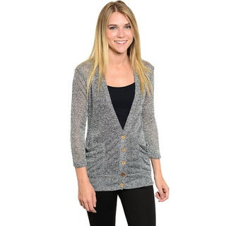 Feellib Women Trendy knit Cardigan