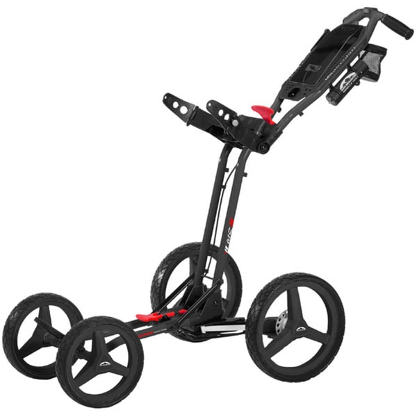 Sun Mountain 2015 Micro Cart 3 Black-Red