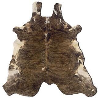 Linon Cowhide Medium Brindle Full Skin
