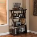 Baxton Studio Futura Modern Bookshelf