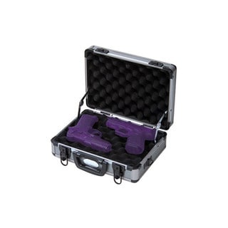 ADG Sports Aluma-Framed Case Two Pistol Case