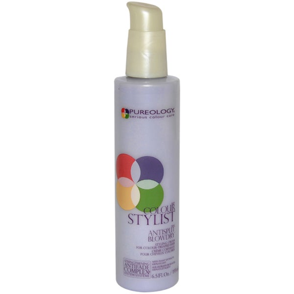 PureologyColour Stylist 6.5-ounce Antisplit Blowdry Styling Cream