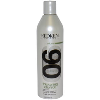 Redken 06 Body Builder 16.9-ounce Thickening Lotion