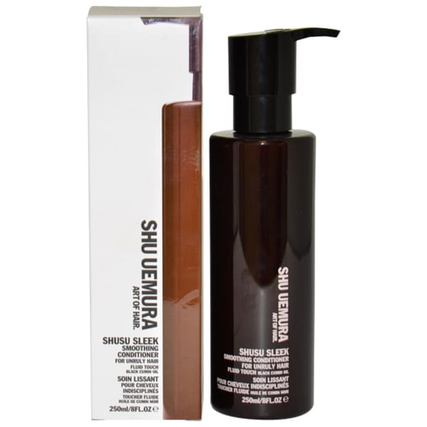 Shu Uemura Shusu Sleek 8-ounce Smoothing Conditioner