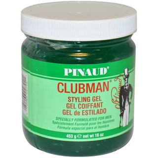 Ed Pinaud Men's 16-ounce Clubman Styling Gel