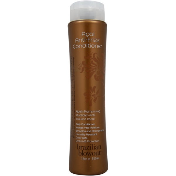 Brazilian Blowout Acai Anti-Frizz 12-ounce Conditioner