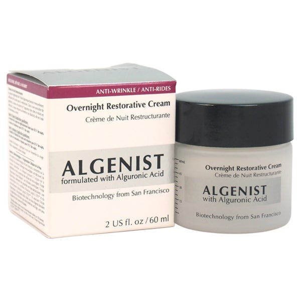Algenist Overnight 2-ounce Restorative Cream