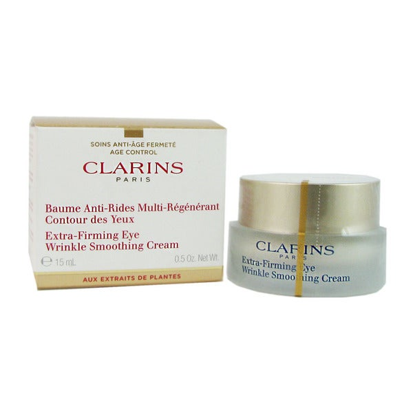 Clarins Extra-Firming Eye Wrinkle 0.5-ounce Smoothing Cream