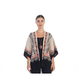 Hadari Women Tribal Cardigan