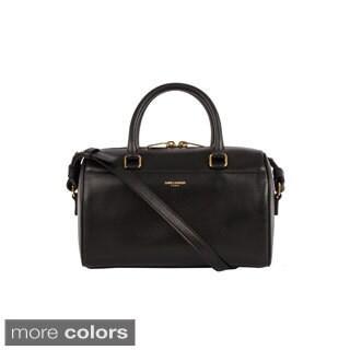 Saint Laurent Classic Baby Duffle Handbag