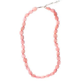 Rose Quartz 18-inch Necklace
