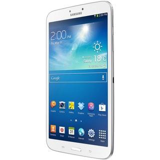 Samsung Galaxy Tab 3 SM-T310 Pearl White 8-inch 16GB Wi-Fi Tablet