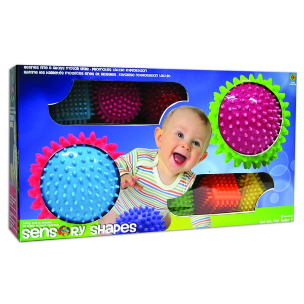 Hedstrom Sensory Multi-Pack 8-piece Play Set