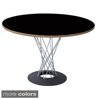 Wire 42-inch Dining Table