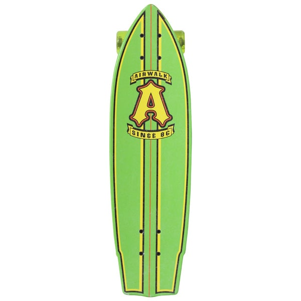 Airwalk Rocket Series 27.5-inch Cruiser Skateboard