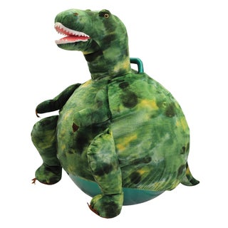 Waliki Toys Medium Plush Dino Hopper Ball