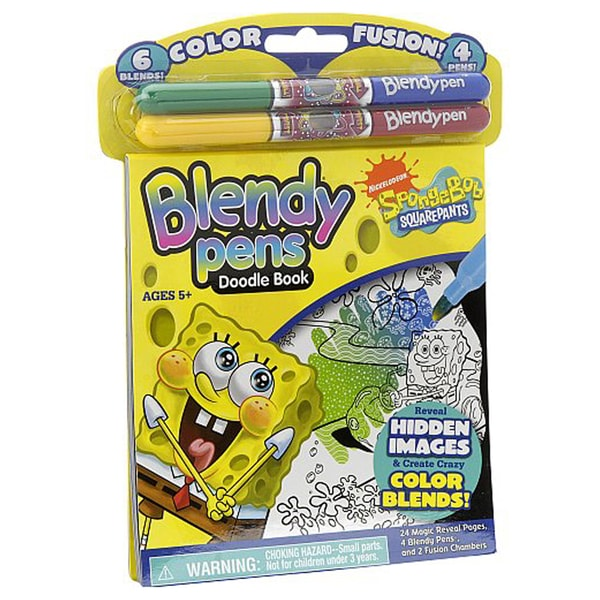 SpongeBob Mini Blendy Book