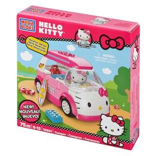 Mega Bloks Hello Kitty Camper