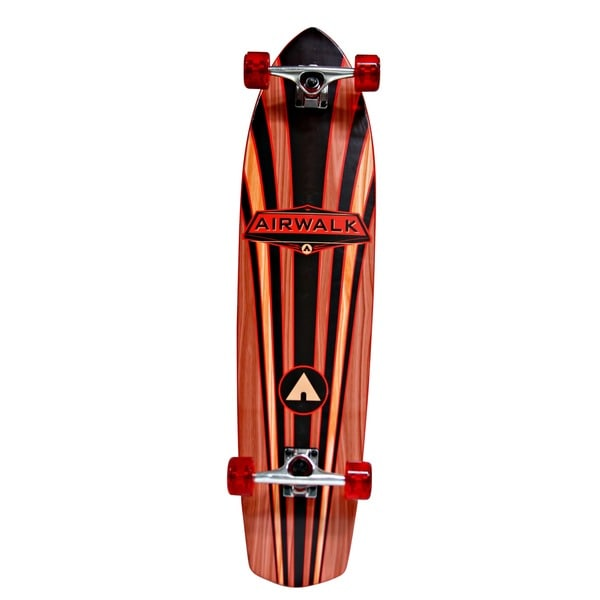 Airwalk 36-inch Longboard (As Is Item)