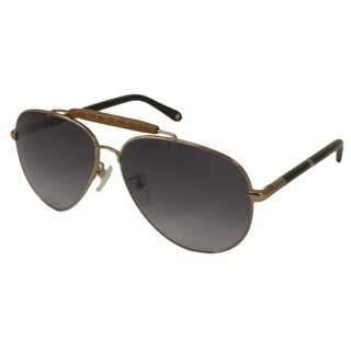 Givenchy Men's/ Unisex SGV461V Aviator Sunglasses