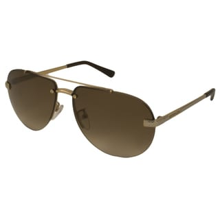 Givenchy Men's/ Unisex SGV465M Aviator Sunglasses