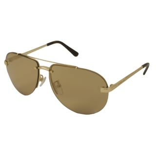 Givenchy Men's/ Unisex SGV465M Aviator Sunglasses