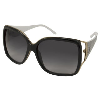 Givenchy Women's SGV727 Rectangular Sunglasses