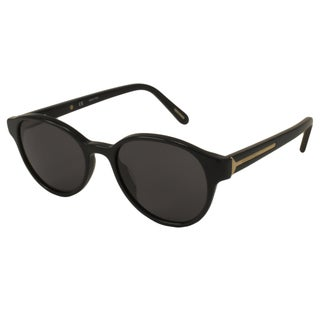 Givenchy Men's/ Unisex SGV810 Oval Sunglasses