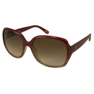 Givenchy Women's SGV814 Rectangular Sunglasses