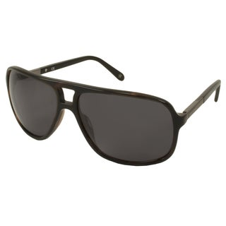 Givenchy Men's SGV816 Polarized/ Aviator Sunglasses